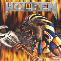 Wolfen - Humanity… Sold Out - Don't Trust The White - DOUBLE CD