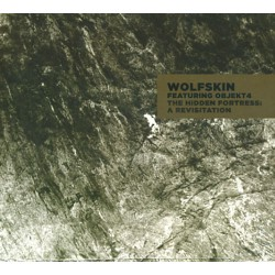 Wolfskin - The Hidden Fortress: A Revisitation - CD DIGIPAK