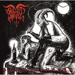 Womit Angel - Sodomatik Rites Of I.N.R.I. - LP