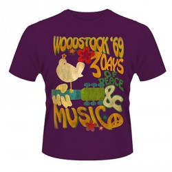 Woodstock - Poster - T-shirt (Men)