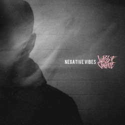 Words Of Concrete - Negative Vibes - CD