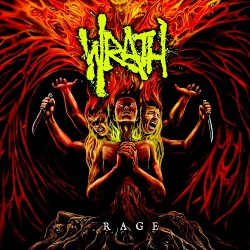 Wrath - Rage - CD