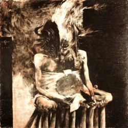 Wrathprayer - The Sun Of Moloch: The Sublimation Of Sulphur's Essence Which Spawns Death And Life - CD