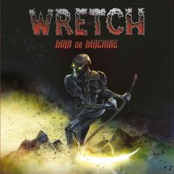 Wretch - Man Or Machine - CD