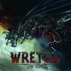 Wretch - The Hunt - LP