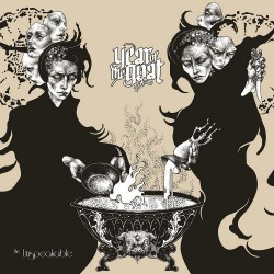 Year Of The Goat - The Unspeakable - CD DIGIPACK