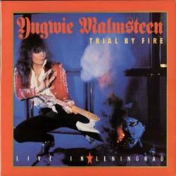 Yngwie Malmsteen - Trial by Fire: Live in Leningrad - CD