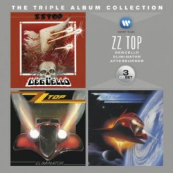 ZZ Top - The Triple Album Collection - 3CD