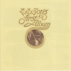 ZZ Top - ZZ Top's First Album - LP