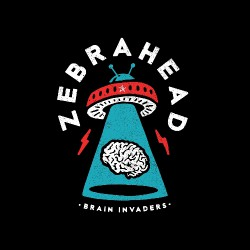 Zebrahead - Brain Invaders - CD DIGIPAK