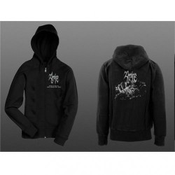 Zhrine - North American Tour 2016 - Hooded Sweat Shirt Zip (Men)