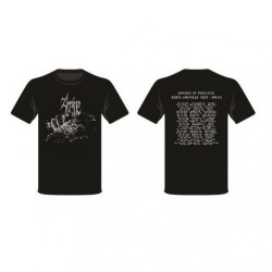 Zhrine - North American Tour 2016 - T-shirt (Men)