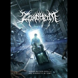 Zornheym - Where Hatred Dwells And Darkness Reigns - CD DIGIPAK A5