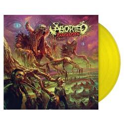 Aborted - TerrorVision - LP GATEFOLD COLOURED + CD