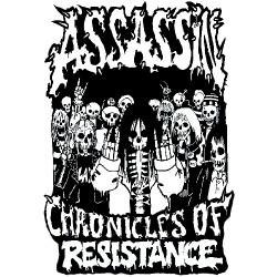 Assassin - Chronicles of Resistance - 2CD DIGIPAK