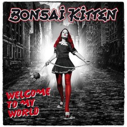 Bonsai Kitten - Welcome to my World - CD