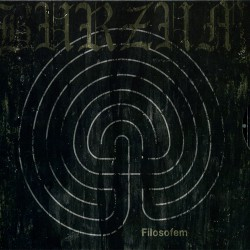Burzum - IV-Filosofem - CD SLIPCASE