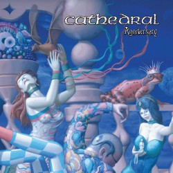 Cathedral - Anniversary - DOUBLE CD