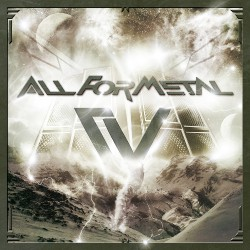Compilation - All For Metal Vol. IV - CD + DVD