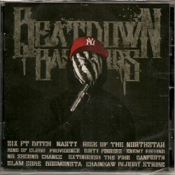 Various Artists - Beatdown Bastards - CD