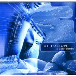 Diffuzion - Body Code - CD