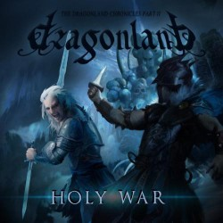 Dragonland - Holy War - CD