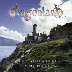Dragonland - The Battle of the Ivory Plains - CD