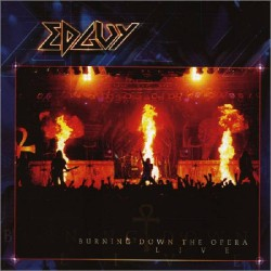 Edguy - Burning Down The Opera - DOUBLE CD