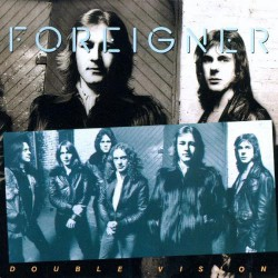 Foreigner - Double Vision - CD