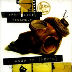 Front Line Assembly - Angriff [Remix] - CD