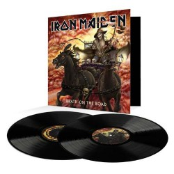 Iron Maiden - Death On The Road - DOUBLE LP Gatefold