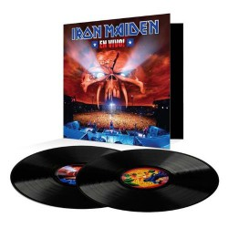 Iron Maiden - En Vivo! - DOUBLE LP Gatefold