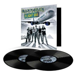 Iron Maiden - Flight 666: The Original Soundtrack - DOUBLE LP Gatefold