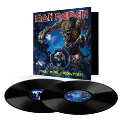 Iron Maiden - The Final Frontier - DOUBLE LP Gatefold