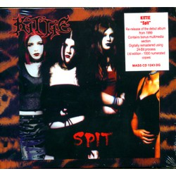 Kittie - Spit - CD DIGIPAK