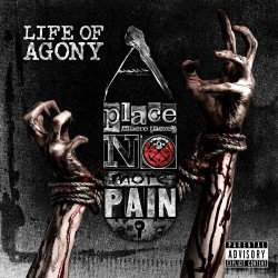 Life Of Agony - A Place Where There's No More Pain - CD