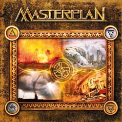 Masterplan - Masterplan - CD