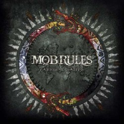 Mob Rules - Cannibal Nation - CD