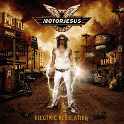 Motorjesus - Electric Revelation - CD