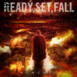 Ready, Set, Fall - Memento - CD DIGIPACK