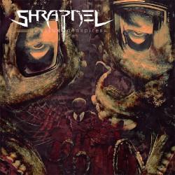 Shrapnel - The Virus Conspires - CD