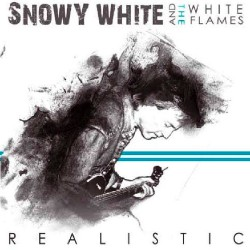 Snowy White And The White Flames - Realistic - CD