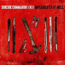 Suicide Commando - Implements of Hell - CD