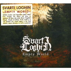 Svarti Loghin - Empty World - CD DIGIPAK