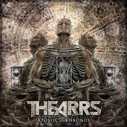 The Arrs - Khronos - CD DIGIPACK