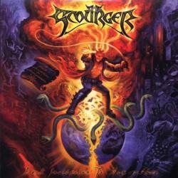 The Scourger - Dark invitation to armageddon - CD