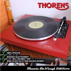 Thorens - Music On Vinyl Edition - TURNTABLE