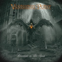 Vanishing Point - Distant is the Sun - CD