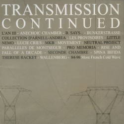 Various Artists - Transmission continued - CD