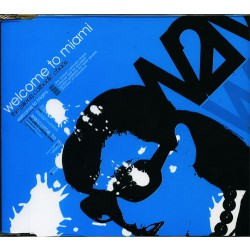 Welcome To Miami - The (Silent) Cathodic Chaos - Maxi single CD